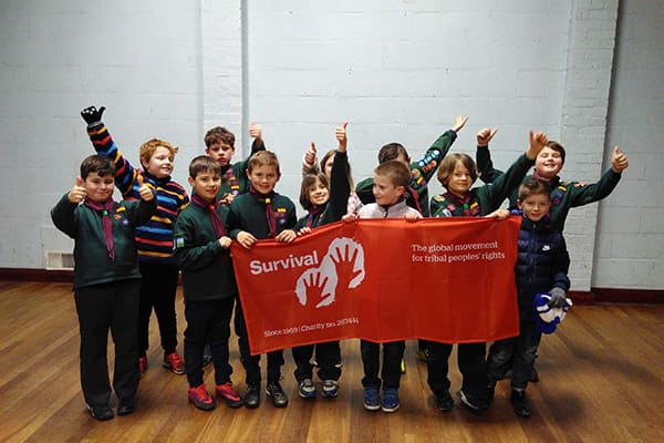 Burgess Hill Scout group